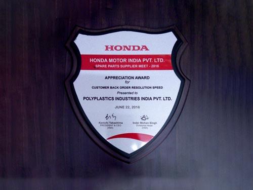 Honda Appreciation