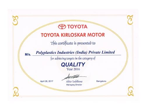 Toyota Quality